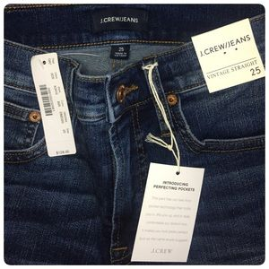 J. Crew Jeans - J. Crew Jeans size-25 Retail $128